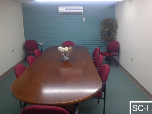 Alquiler de salones para talleres, conferencias o reuniones